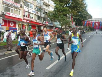 32th Eurasia Marathon