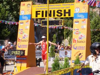17th Alanya Triathlon